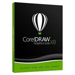 CorelDRAW Graphics Suite X8 CZ/PL BOX CDGSX8CZPLDP
