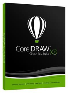 CorelDRAW Graphics Suite X8 CZ Upgrade (CDGSX8CZPLDPUG)
