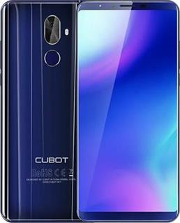 Cubot X18 PLUS Blue