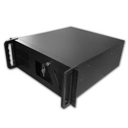 "DATACOM 19"" Case IPC 4U/485mm BK bez PSU"