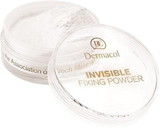 Dermacol Invisible Fixing Powder 13g - White