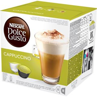 DOLCE G. CAPPUCCINO (new)