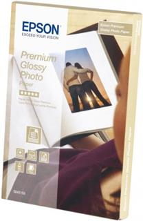 Epson Paper Premium Glossy Photo 10x15 40sheets 255g/m2