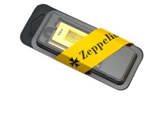 EVOLVEO Zeppelin, 4GB 1333MHz DDR3 CL9 SO-DIMM, GOLD, box