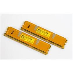 EVOLVEO Zeppelin GOLD DDR2 2GB(2x1GB) 800MHz (s chladičem, box), CL6