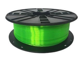 Gembird filament PETG 1.75mm 1kg, zelená