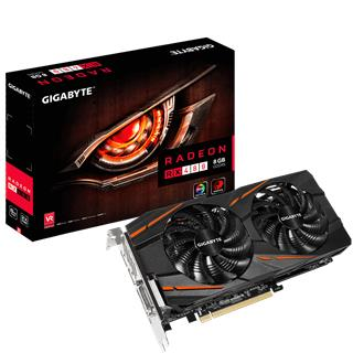 GIGABYTE Radeon RX 480 WINDFORCE 8G