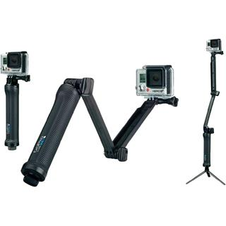 GOPRO 3 WAY GRIP-ARM-TRIPOD