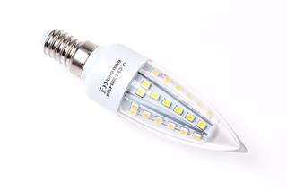 GREEN LIGHTS LED E14 42SMD 2,1W svíčka