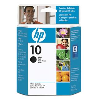 HP 10 Black C4844AE