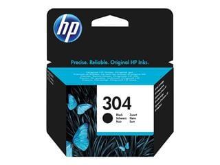 HP 304 Black (N9K06AE) - originální