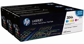 HP 304A Multi pack (CF372AM)