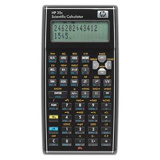 HP 35s Scientific Calculator F2215AA