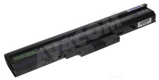 HP 510/530 Notebook PC Li-ion 14,4V 4600mAh