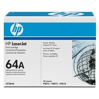 HP 64A Black CC364A