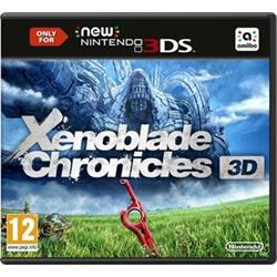 HRA Nintendo NEW 3DS - New 3DS Xenoblade Chronicles 3D
