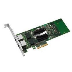 Intel Gigabit ET Dual Port Server Adapter, bulk