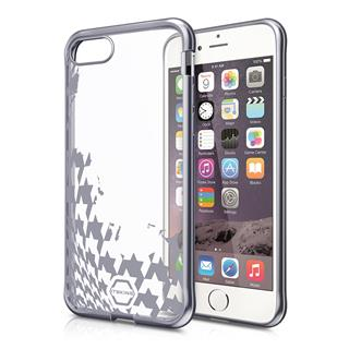 ITSKINS Art Gel 1m Drop Apple iPhone 7,Houndstoothn Grey
