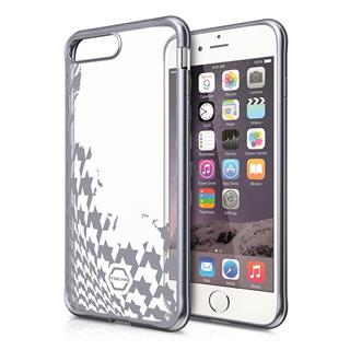 ITSKINS Art Gel 1m Drop Apple iPhone 7 Plus,Hounds. Grey