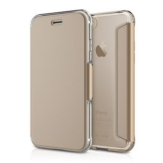 ITSKINS Zero Folio flip 1m Drop Apple iPhone 7, Gold