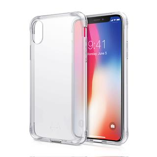 ITSKINS Zero Gel 1m Drop Apple iPhone X, Clear