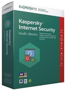 Kaspersky Internet Security multi-device 2018, 3 zařízení, 1 rok, update, box