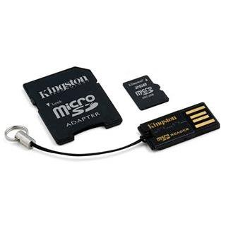 Kingston 16GB class 4 + Mobility Kit G2