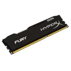 Kingston HyperX Fury 8GB 2400MHz DDR4 CL15, černý chladič