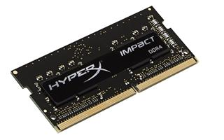 Kingston HyperX Impact 4GB 2133MHz DDR4 CL13 SODIMM, 1.2V