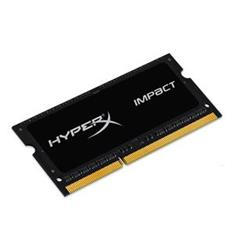 Kingston HyperX Impact 8GB 1600MHz DDR3L CL9 SODIMM 1.35V