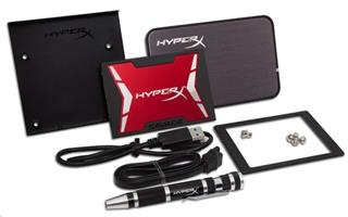 Kingston HyperX Savage SSD disk 480GB (SHSS37A/480G) kit