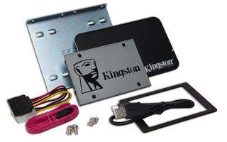 Kingston UV500 960GB (SUV500B/960G) Upgrade Bundle Kit