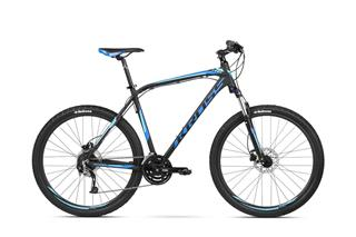 "Kross 16 HEXAGON R6 27,5"" L black/blue matt"