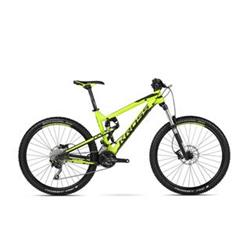 "Kross 16 Soil 1.0 27,5"" XL yellow/black matt"