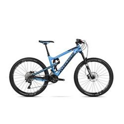 "Kross 16 Soil 2.0 27,5"" L blue/black matt"
