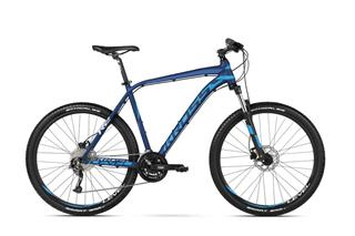 "Kross 2016 Level R2 27,5"" L dark blue/white matt"