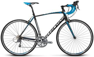 "Kross 2017 28"" Vento 2.0 XL/590mm black/blue/white matt"