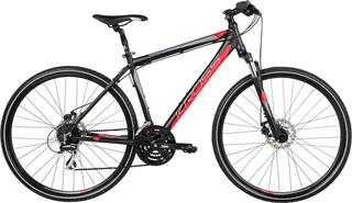 "Kross 2017 Evado 3.0 XL/23"" black/red matt"