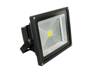 LED reflektor Whitenergy 30W, 3000lm, IP65, 6000K