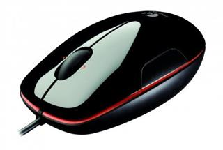 Logitech Corded Mouse M150 Grape Jaffa