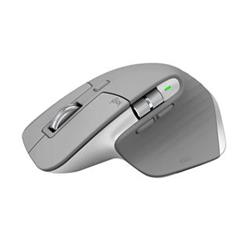 Logitech MX Master 3 Advanced Wireless Mouse Mid Grey
