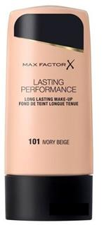 Max Factor Lasting Performance 35ml - 101 Ivory Beige