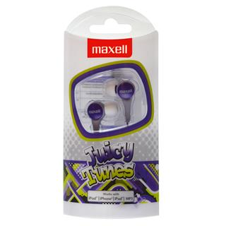Maxell 303598 JUICY TUNES PURPLE