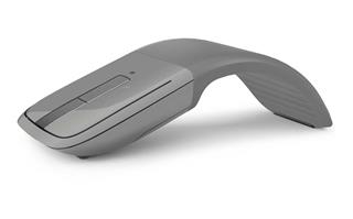 Microsoft Arc Touch Bluetooth Mouse, šedá (7MP-00005)
