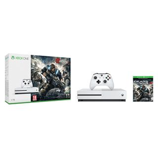 Microsoft XBOX ONE S 1TB + 1 x hra (Gears of War 4)