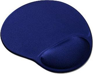 MP PODLOŽKA POD MYŠ - GELOVÁ, Supersoft, DARK BLUE