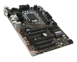 MSI H110 PC MATE