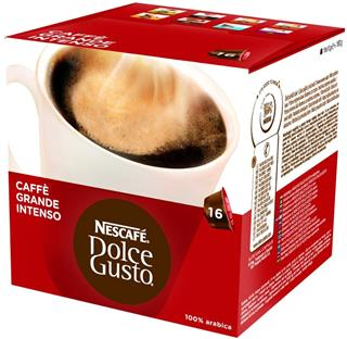 Nescafe Dolce Gusto Cafe Grande Intenso