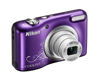 Nikon COOLPIX A10 Purple (VNA983E1)