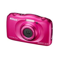 Nikon COOLPIX W100 Pink Backpack kit (VQA012K001)